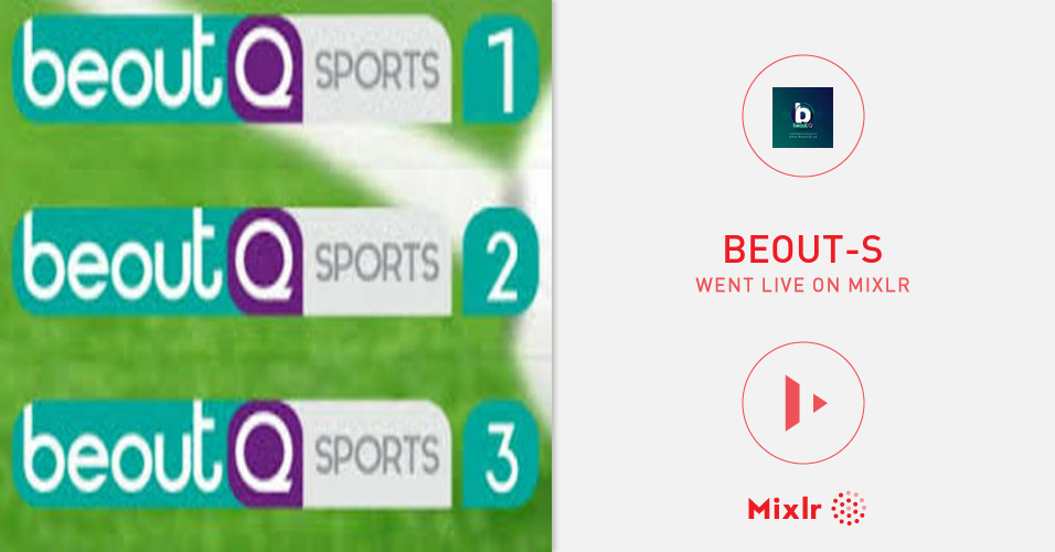 beout-s is on Mixlr  Mixlr is a simple way to share live