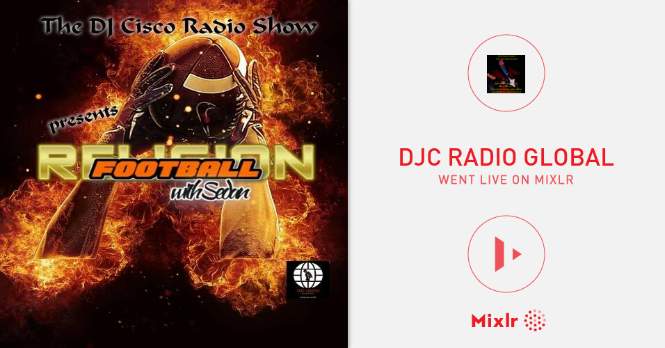DJC Radio Global on Mixlr