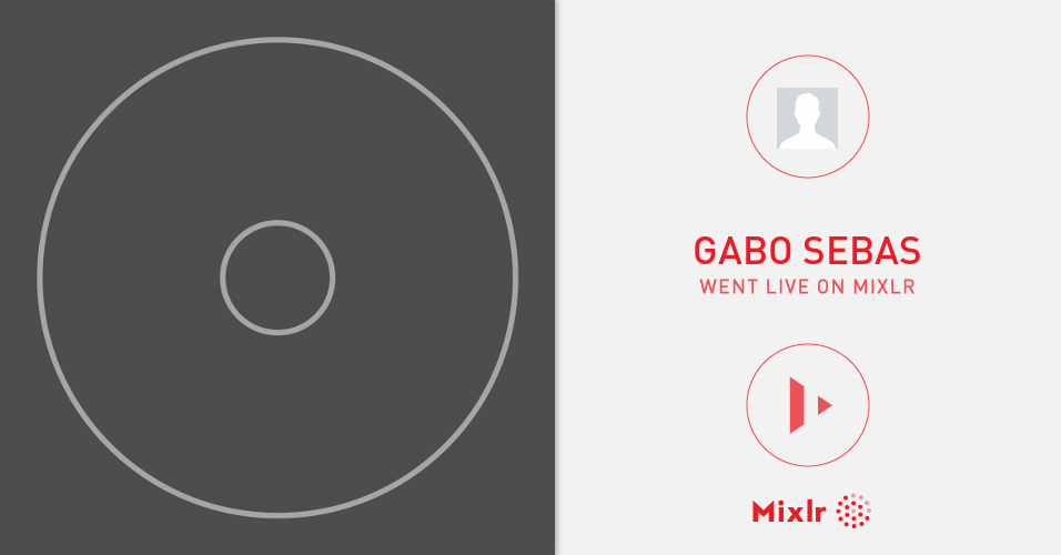 Gabo Sebas is on Mixlr  Mixlr is a simple way to share live audio