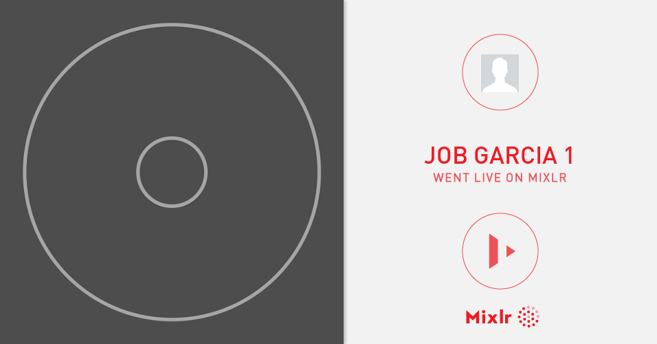 Job Garcia 1 Is On Mixlr Mixlr Is A Simple Way To Share