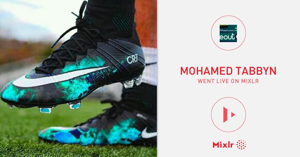 beoutQ sport 7 by Mohamed Tabbyn broadcast live on Mixlr