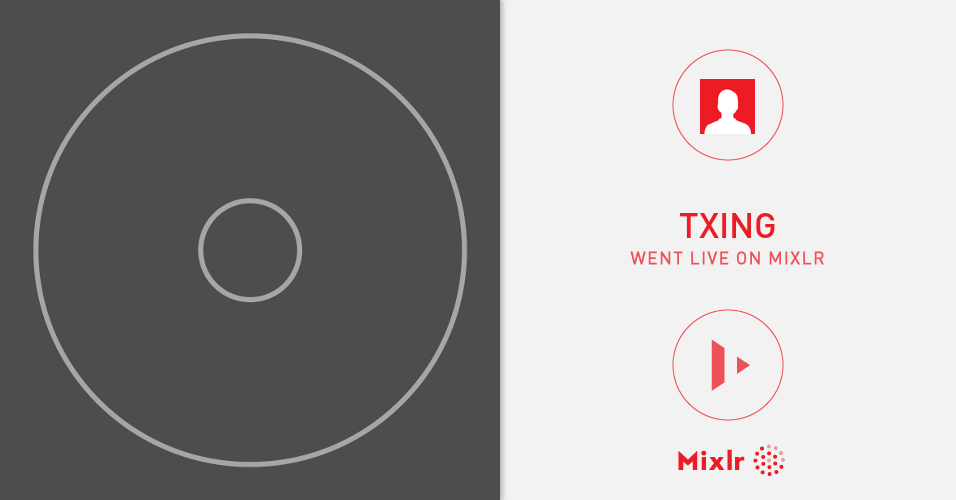 txing is on Mixlr. Mixlr is a simple way to share live audio onlin...